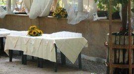 Verada esterna ristorante Toni il Profeta