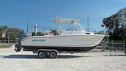 26' Sea Pro 255 WA 1997