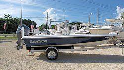 20' Shearwater Bay Boat 2005