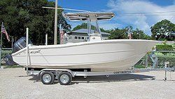 Pre-owned 2016 Bulls Bay 230 Center Console