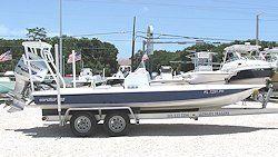 20' Concept Flats Boat 2014
