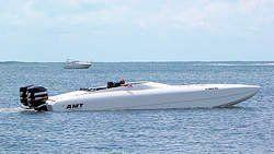 2003 30' AMT Catamaran