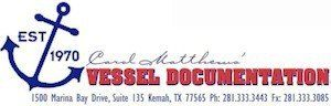 Carol Matthews Vessel Documentation Services