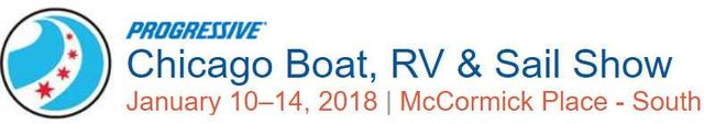 Chicago Boat, RV & Strictlly Sail Show