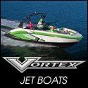 Vortex Boats |  A Chaparral with Jet Power