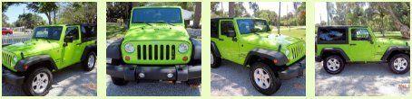 Jeep Wrangler Exterior