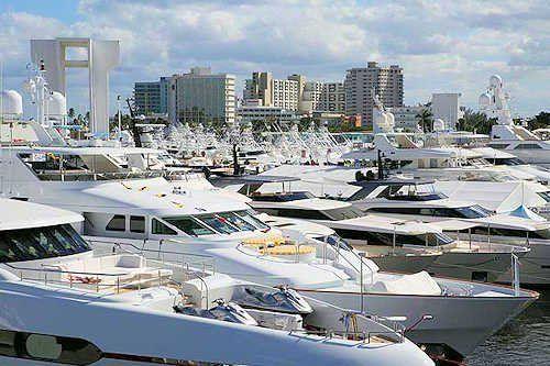 Fort Lauderdale International Boat Show - Nov. 3rd - 7th, 2016