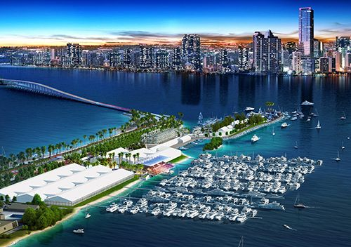Miami Marine Stadium Park & Basin