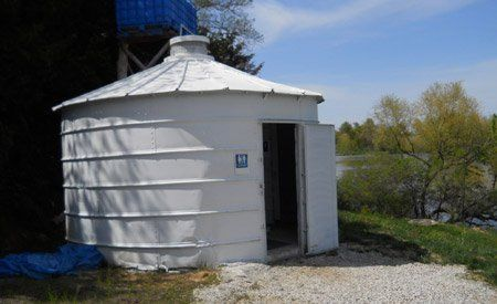 Showerhouse - Smurfwood Trails Canton, MO