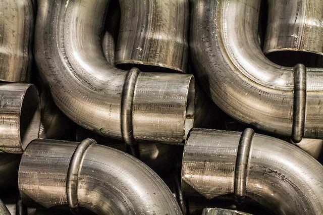 muffler pipes