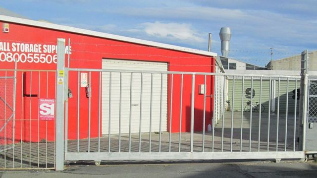 Christchurch storage space