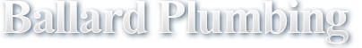Ballard Plumbing's Company logo