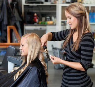 hair cutting for women