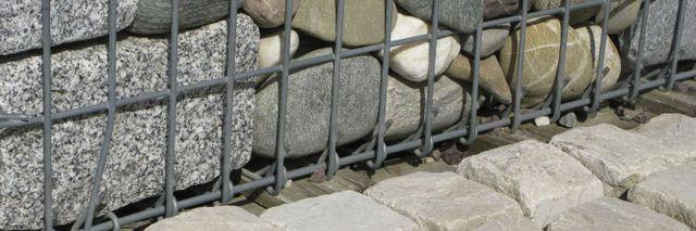 Steel reinforced wall blocks in Christchurch