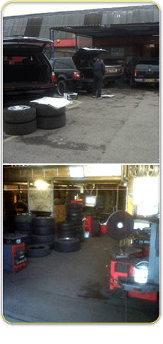 Tyre suppliers - London, Tottenham - The Tyre Warehouse - suppliers