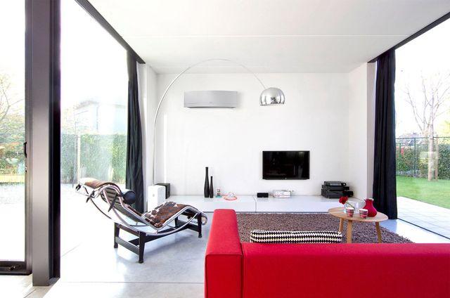 Air conditioning heat pump