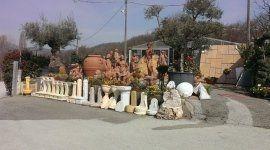statue da giardino, fontane da giardino, pietre per giardino