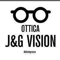 OTTICA J. & G. VISION - LOGO