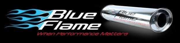 Blueflame Performance Company Logo