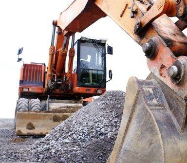 scavi, lavori stradali, sbancamenti