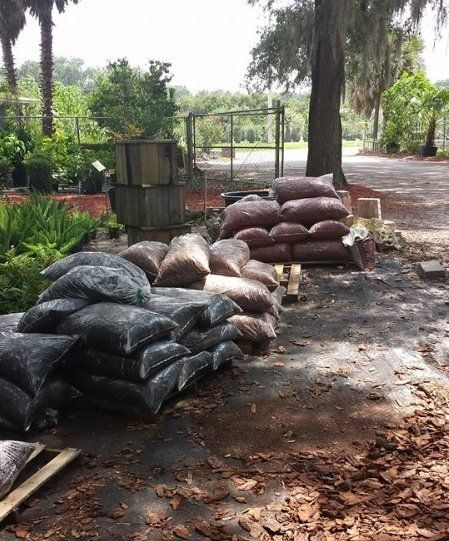 Mulch Delivery Gainesville Fl