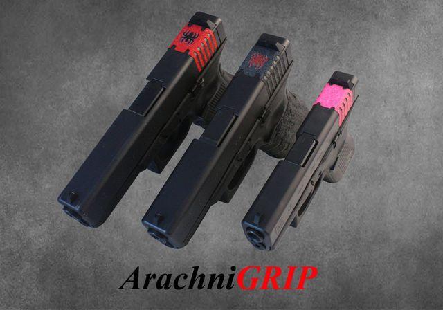 arachniGRIP examples