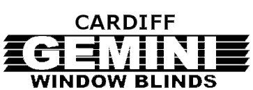 Cardiff Gemini Blinds logo