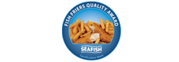 Award winning restaurant - Cleethorpes, North East Lincolnshire - Ocean Fish Bar - Seafish Certification