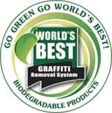 graffiti removal logo