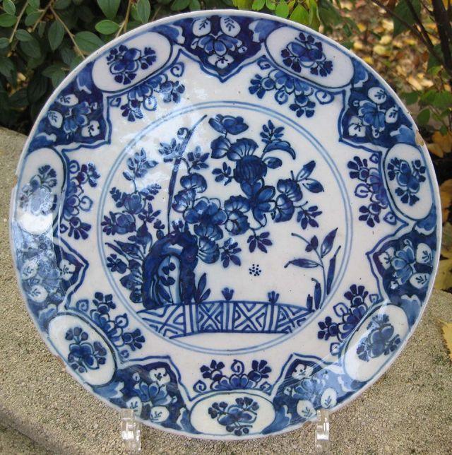 galerie Bosetti antiquités céramiques Faïences anciennes