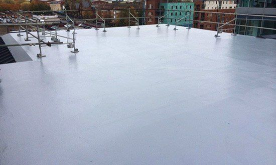 Icopal liquid roofs