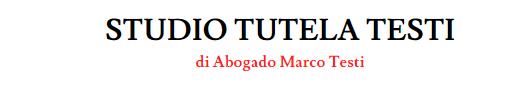 STUDIO TUTELA TESTI - LOGO