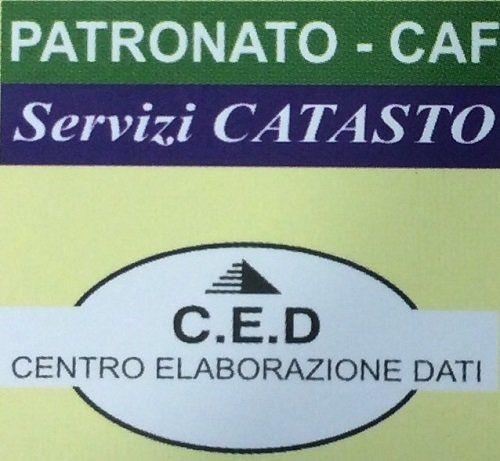 CED - Centro Elaborazione Dati Logo