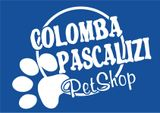 Colomba pascalizi pet shop logo