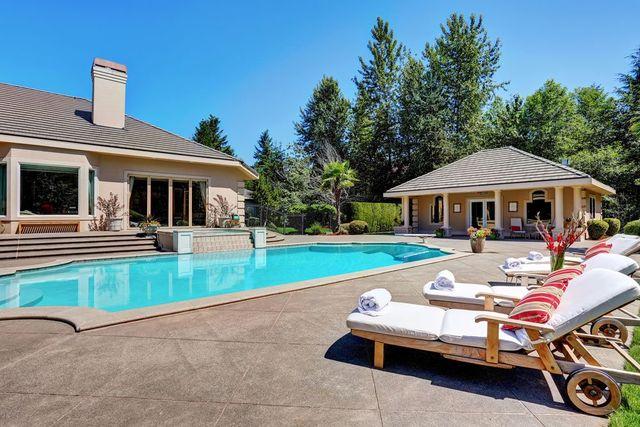 Inground Pool Contractor Bloomfield Hills, MI