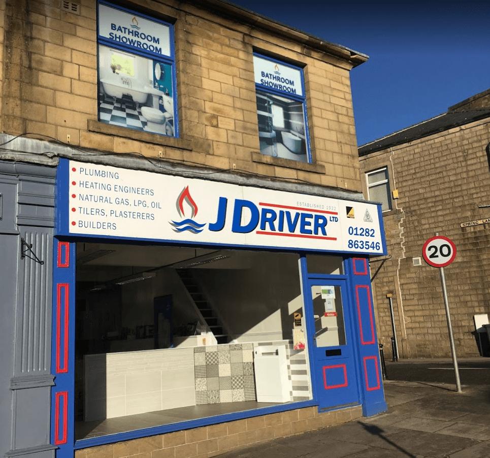 J Driver Ltd