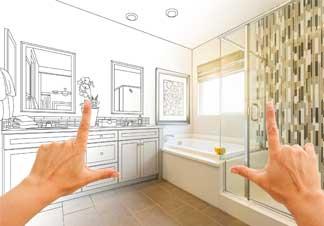 Bathroom Remodeling Baltimore MD John E Ruth Co - Bathroom remodeling baltimore county