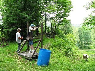 Clay Target Shooting Erie, PA