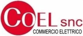 COEL COMMERCIO ELETTRICO - LOGO