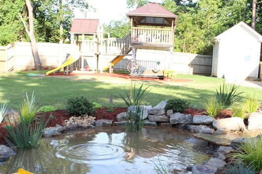 Commercial Landscaping Services Atlanta