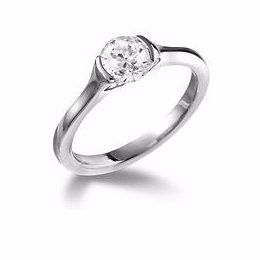 Marvellous Solitaire Engagement Ring