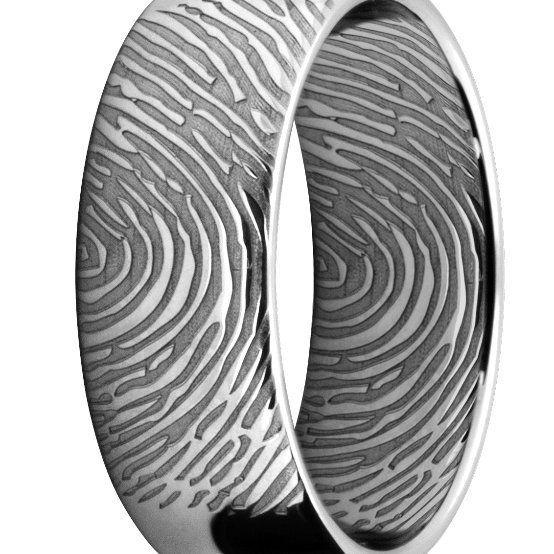 Artsy  Mens' Wedding Rings