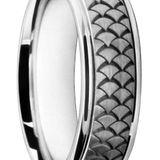 Classic  Mens' Wedding Rings