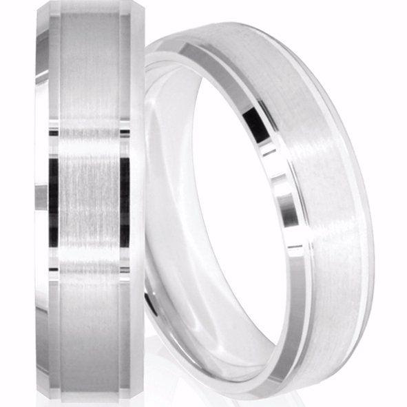 Designer  Mens' Wedding Rings
