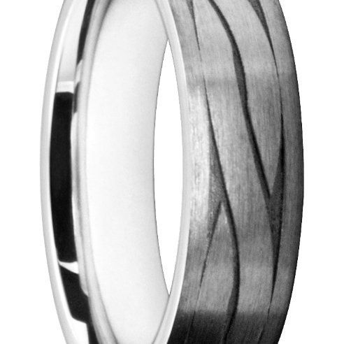 High-quality Gents' Wedding Rings