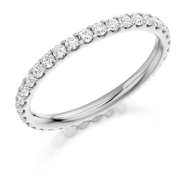 Beautiful Eternity Ring for him