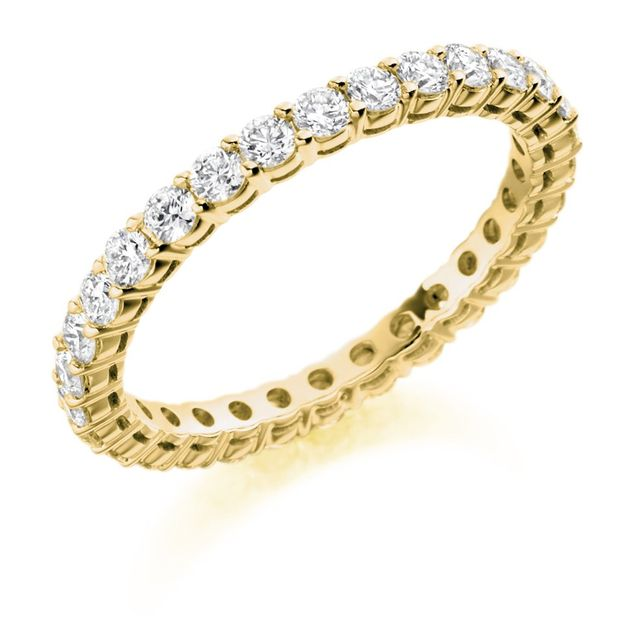 Choosing an eternity ring