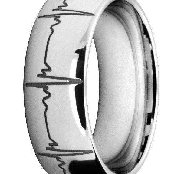 Meticulously designed  Mens' Wedding Rings