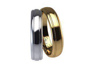 Mens' wedding rings