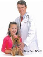 Healthy pet at our veterinary clinic